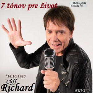 7 tónov pre život…Cliff Richard