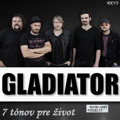 7 tónov pre život…Gladiator