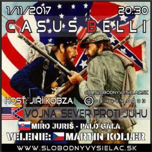 Casus belli 26