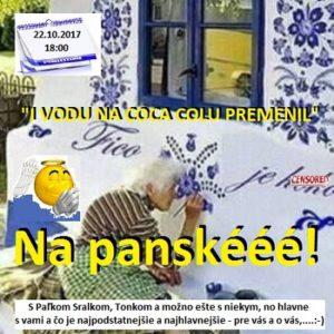 Na panské 34/2017 (humoristický týždenník)