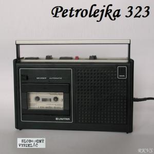 Petrolejka 323