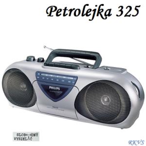 Petrolejka 325