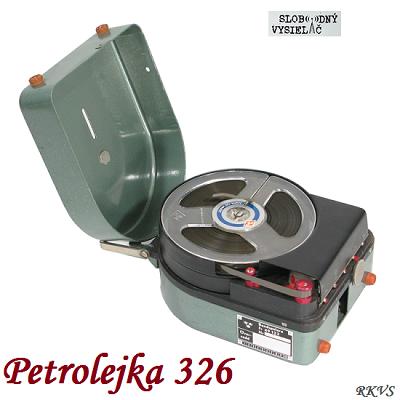 Petrolejka 326