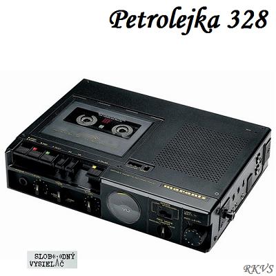 Petrolejka 328