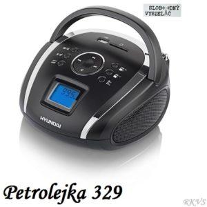 Petrolejka 329