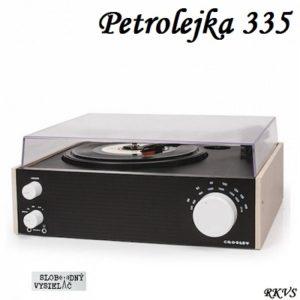 Petrolejka 335