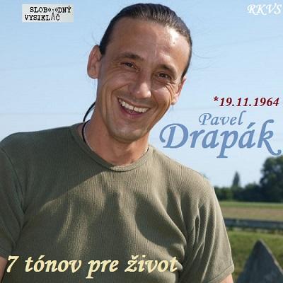 7 tónov pre život…Pavel Drapák