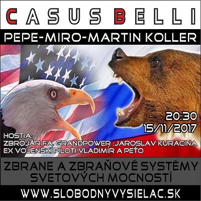 Casus belli 27 (repríza)