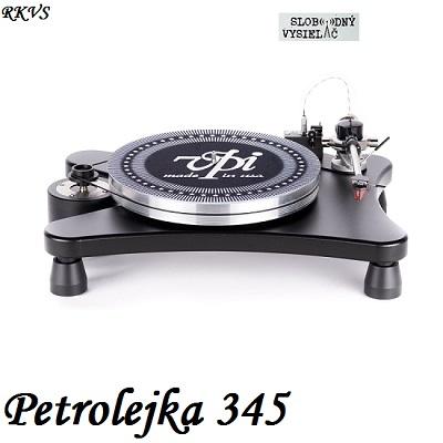 Petrolejka 345