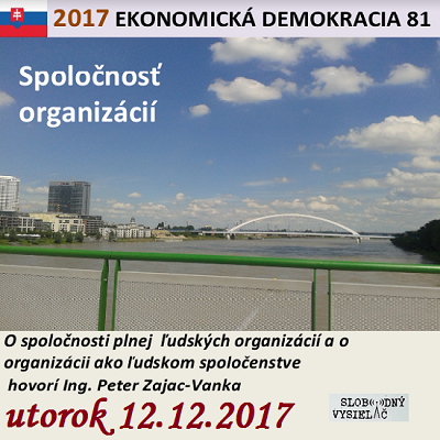 Ekonomická demokracia 81 (repríza)
