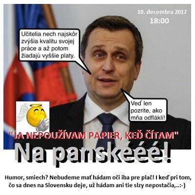 Na panské 41/2017 (humoristický týždenník) repríza