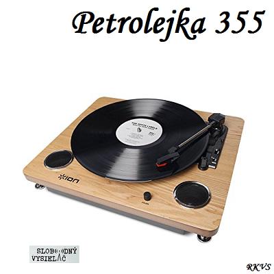 Petrolejka 355