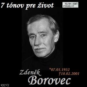 7 tónov pre život…Zdeněk Borovec