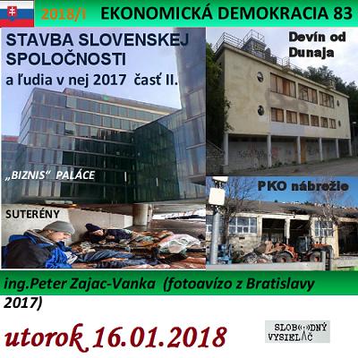 Ekonomická demokracia 83 (repríza)