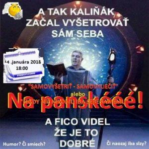 Na panské 01/2018 (humoristický týždenník)
