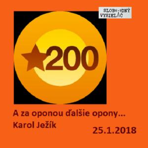 Opony 200
