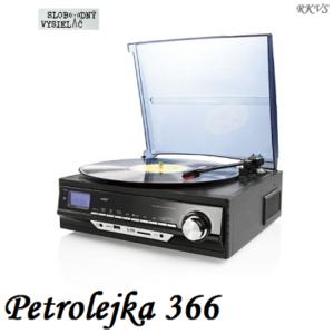Petrolejka 366