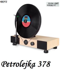 Petrolejka 378