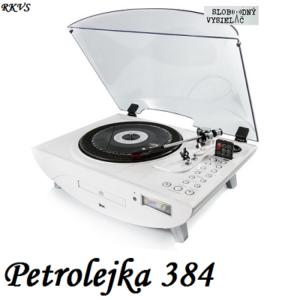 Petrolejka 384