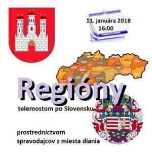 Regióny 01/2018