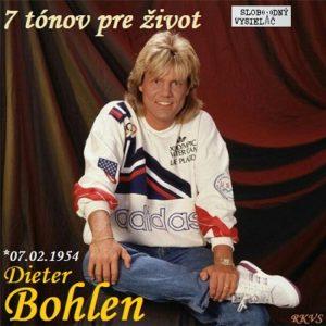 7 tónov pre život…Dieter Bohlen
