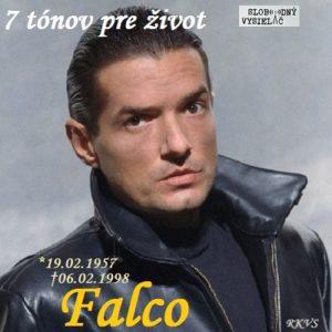 7 tónov pre život…Falco