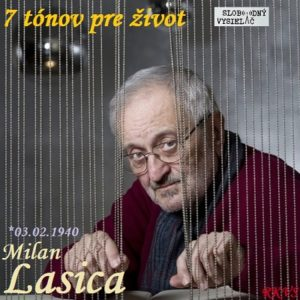 7 tónov pre život…Milan Lasica