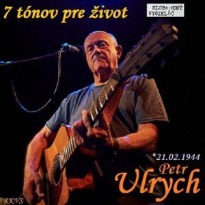 7 tónov pre život…Petr Ulrych