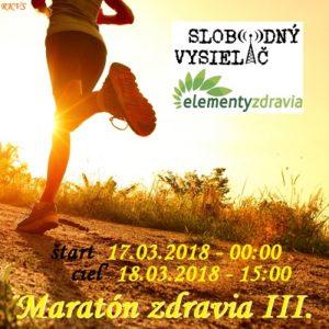 Maratón zdravia III.