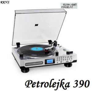 Petrolejka 390