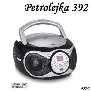 Petrolejka 392