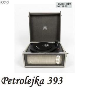 Petrolejka 393