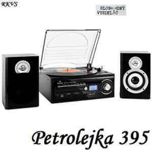 Petrolejka 395