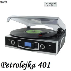 Petrolejka 401
