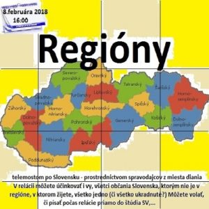 Regióny 03/2018