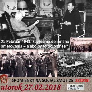 Spomienky na Socializmus 25