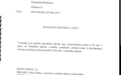 SLOVENSKO SA PRIPRAVUJE NA POLITICKÉ PROCESY – Tibor Eliot Rostas