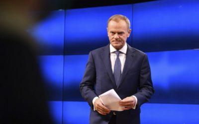 Tusk: EÚ sa stotožnila s pozíciou Británie ohľadom útoku v Salisbury.
