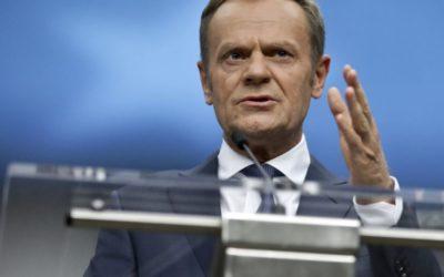 Tusk: Štáty EÚ podniknú kroky proti Rusku po otrave špióna v Británii.