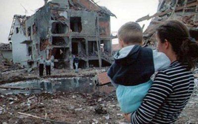 Bombardování Jugoslávie ve světle srbských dějin. Část I.