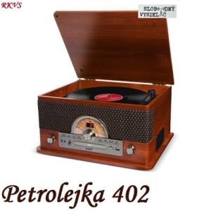 Petrolejka 402