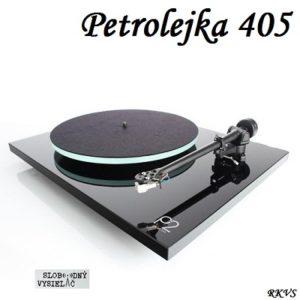 Petrolejka 405
