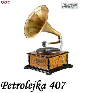 Petrolejka 407