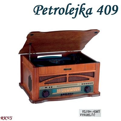 Petrolejka 409 (repríza)