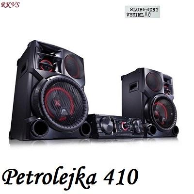 Petrolejka 410