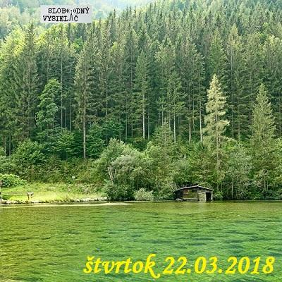 Volanie lesa 12