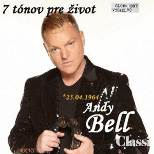 7 tónov pre život…Andy Bell