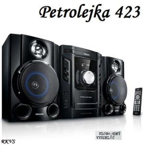 Petrolejka 423