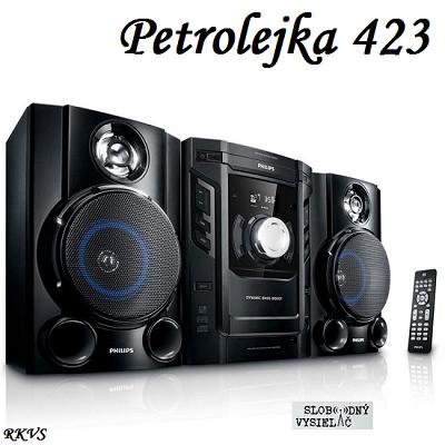 Petrolejka 423 (repríza)