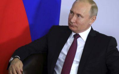 V. Putin: Odstúpenie USA od dohody s Iránom môže spôsobiť nestabilitu.